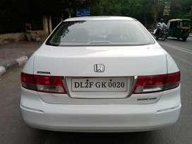 Honda Accord 2.4 Elegance MT, 2005, CNG & Hybrids
