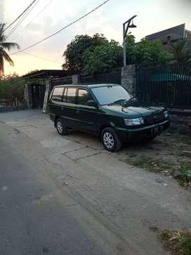 Kijang LX bensin 1997 KM 52 rb , antikk