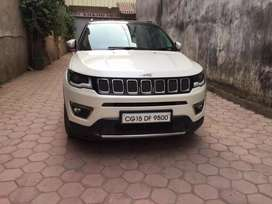 Jeep Compass Limited option