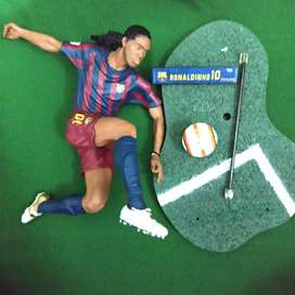 Action Figure Ronaldinho Barcelona