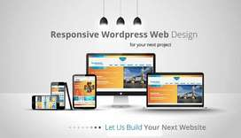 Business and ecommerce website