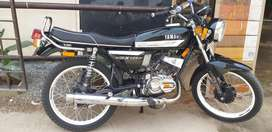 Yamaha Rx 5speed with G-spacket, fully builded