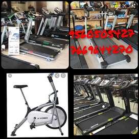 Treadmill hi treadmill / Exercise cycles available