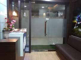 Fully furnished office in vashi