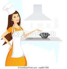 Cooking staff
