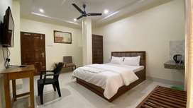 Furnished Room with AC , TV, wifi, kitchen