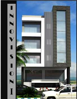 INNOVISION I - Shops offices and apartments  in Bahria Town phase 8.
