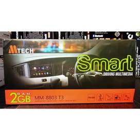 Mtech MM-8803T3 Android Head Unit Double Din 7inch MM-8803 T3