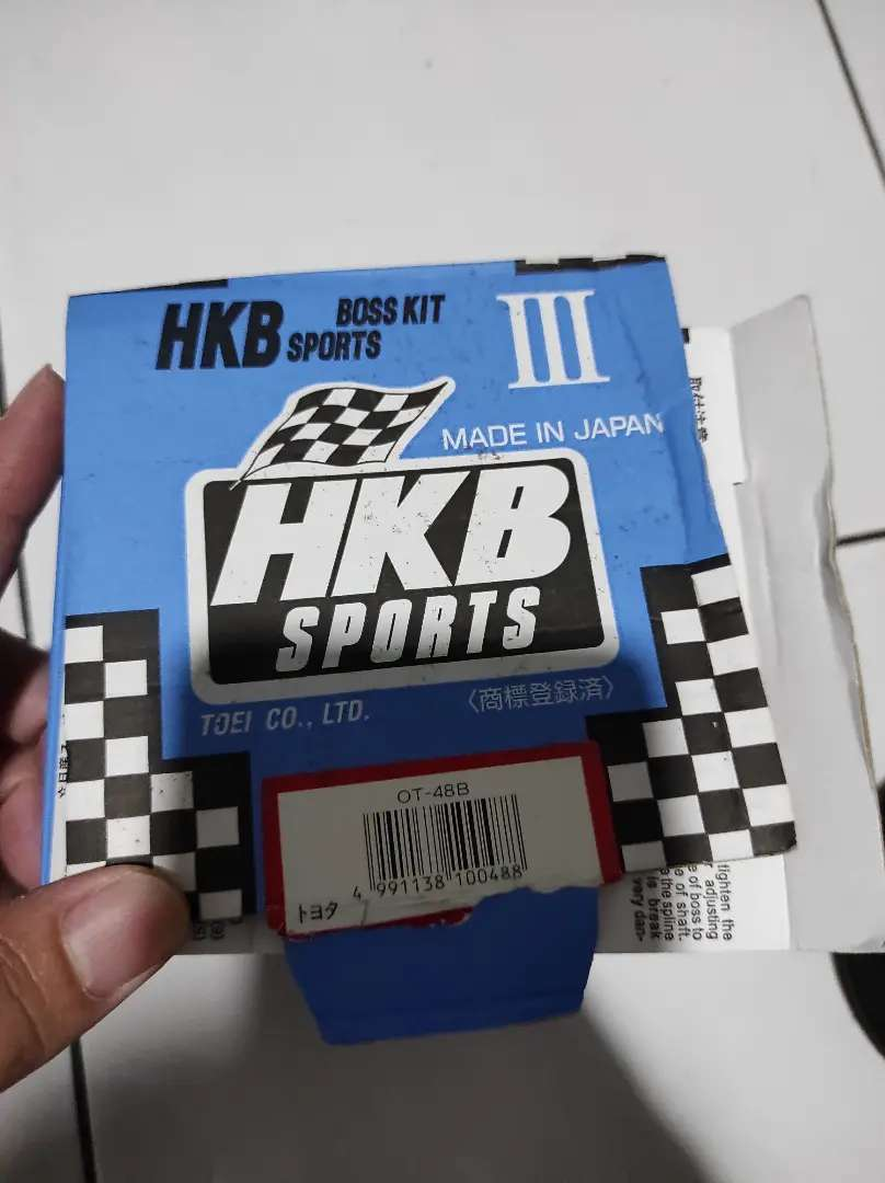 Boss kit HKB asli jepang buat avanza