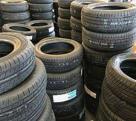 70% GRIP USED SECOND HAND TYRES AVAILABLE  FOR ALL VEHICLES.