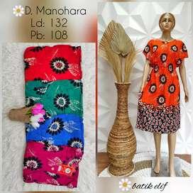 Dress batik cantik
