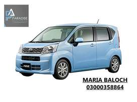 Get a Daihatsu move on monthly installment