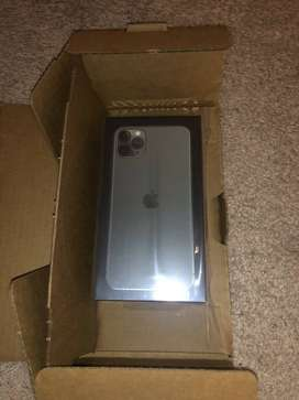 iPhone 11 pro 64/256GB Brand new product