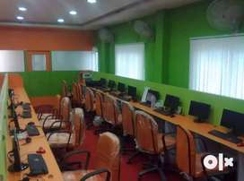 Well maintained Commercial office for call centers, software firm etc