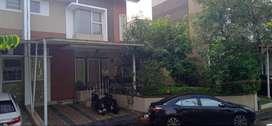 Rumah 1,5 lantai di Perumahan New Serpong Estate (dkt BSD) Tangerang