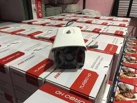 ~ paket CCTV Hikvision Colorvu Malam hari tetap Bening gan