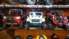 Middle 4 wheel quad jeep for kids with new feature & remote control