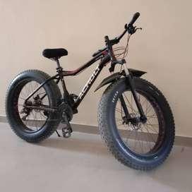Acrolt fat bike urgent for sale