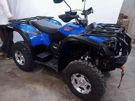 New atv 500 cc 4× 4 OFF rod bike