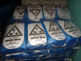 Garam cap segitiga
