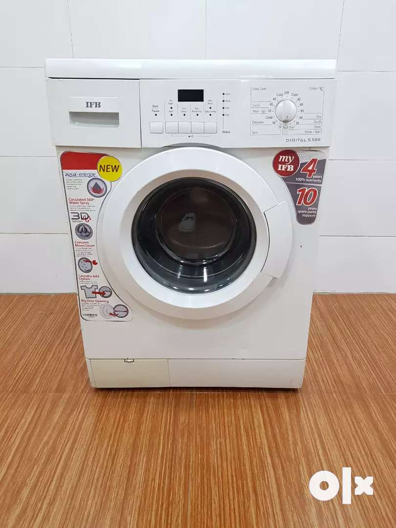 IFB digital 5.5kg front load washing machine wit free home delivery 0