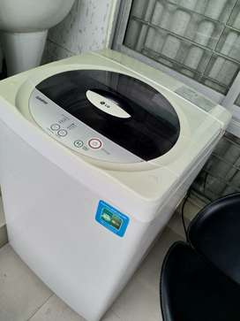 LG FUZZY LOGIC 6kg FULLY AUTOMATIC TOP LOADING WASHING MACHINE