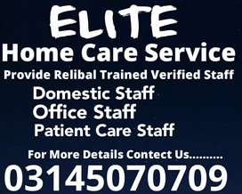 (ELITE) Family COOKS HELPERS DRIVERS MAIDS PAITENT CARE COOK Available