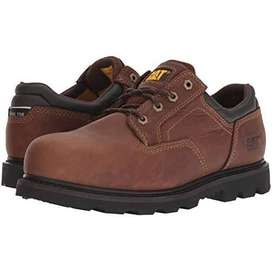 Sepatu Safety Caterpillar Ridgemont 2.0 ST Oak original ID93