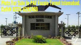 Plots For Sale In PAF Tarnol Fazaia Islamabad