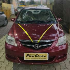 Honda City 1.5 E MT, 2008, Petrol