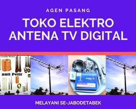 Agen Pasang Baru Sinyal Antena Tv Sukmajaya