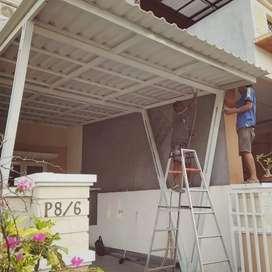 Kanopi atap alderon twinwall dll 0321