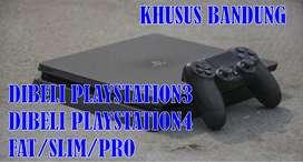 Kami beli PS3 PS4 bekas anda harga terbaik