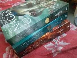 The shiva triology