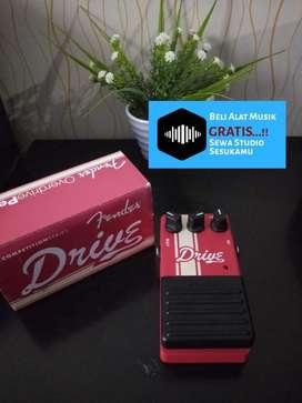 Promo Juni Efek Fender Overdrive 2nd