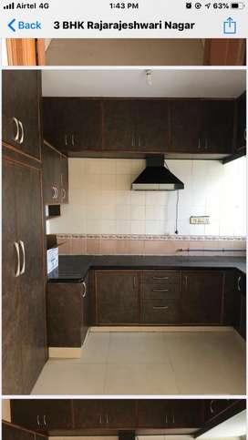 3BHK Flat for Sale in Rajarajeshwari Nagar