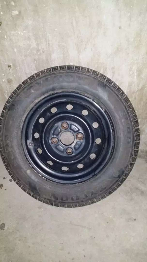 145. 80.13 wagonr tubeless tyre and rim for sale