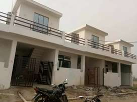 Row house and mini villas