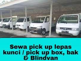 Sewa pick up lepas kunci / dengan driver sedia pickup box,bak blindvan