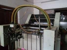 Adast dominent 714 offset printing machine