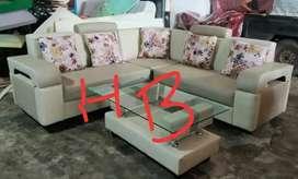 Sofa L Sudut Luxio