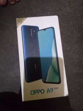 Oppo A9 2020 for sale 6 months