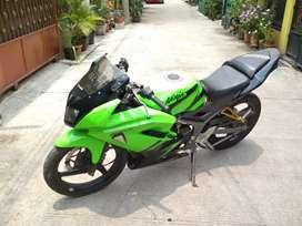 Kawasaki Ninja Tahun 2012