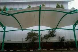 Melayani pemasangan canopy membrane harga permeter