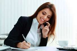 Female Data entry and Telecalling Executive Wanted