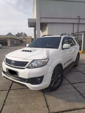 Toyota Fortuner TRD At diesel 2014
