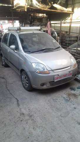 Chevrolet spark all spare parts available