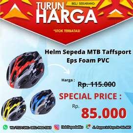 Helm Sepeda Taffsport MTB/Roadbike EPS Foam PVC