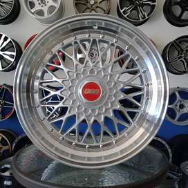 JUAL VELG RS R18x8.5/9.5 PCD5x120/114.3 BMW DISCOVERY CIVIC NEW CRV