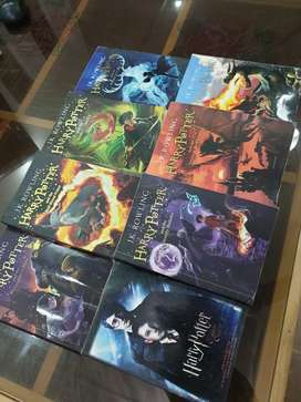 Harry potter entire series